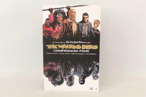 THE WALKING DEAD Compendium Four Image Graphic Novel Paperback - S34