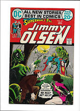 """Superman'S Pal Jimmy Olsen #151 [1972 Vg] """"Attack By The Locust Creatures!"""""""