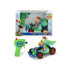 Toy Story 4 RC Turbo Buggy Woody Remote Control Playset NEW