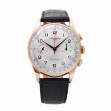 Glashütte Original Armbanduhren mit 12-Stunden-Zifferblatt