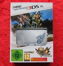 New Nintendo 3DS XL Konsole Monster Hunter 4 Limited Edition Pack, Neu