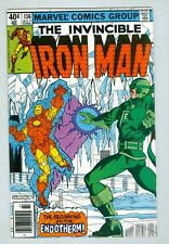 Iron Man #136 July 1980 VG/FN