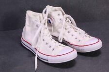 CB34 Converse All Star Classic Chucks High-Top Sneaker Gr. 42 Canvas weiß