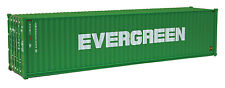 H0 Container 40 Fuß Evergreen -- 8258 NEU
