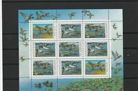 russia ducks and geese mint never hinged collectable stamps ref r12345