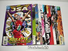 JSA 14 Comic Lot DC 2001 #28 29 30 31 32 33 34 35 36 37 38 39 Secret Files 2 Ann
