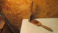 Antique Wood Lemon Juicer