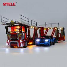 LED Light Up Kit For LEGO 42098 TECHNIC Car Transporter Toy Building Blocks set