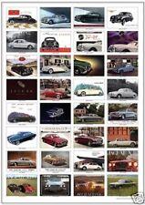 Jaguar 1961 Car Sales Brochures