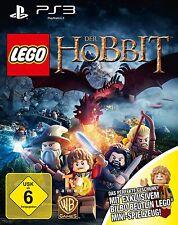 LEGO Game Der Hobbit für PS3 m. exkl. Rüstungspack u. limitiertem Bilbo Beutlin