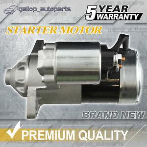 Starter Motor for Suzuki Vitara G13B 1.3L G16A 1.6L Jimny SN413 M13A M3T34781 AU