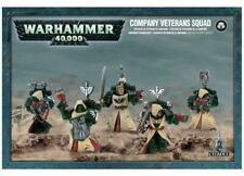 Warhammer 40k Dark Angels Company Veterans Squad / Fallen 40 000