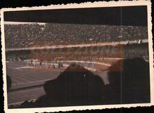 FOTO STADIO DI CALCIO ANNI '50 / '60 CAMPO PALLONE   C9-89