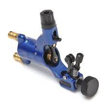 R6B Pro blue Tattoo Rotary Motor Gun Machine LINER SHADER F Tips Needles Tubes