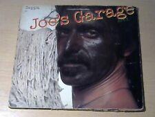 LP Frank Zappa * Joe's Garage Act 1 (Pieghevole-cover)