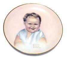 "Bessie Pease Hamilton Collection Plate ""Billy"" Cutman - Bundles of Joy"