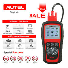 Autel Diaglink Full System Diagnostic Scan Tool OBD2 Scanner Car Code Reader
