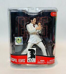 McFarlane Gospel Elvis Figure - New & Factory Sealed