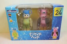 DISNEY BEARBRICK CHRISTMAS PARTY ORNAMENT INSIDE OUT JOY SADNESS PIXAR JAPAN F/S
