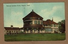National Soldiers Home,VA Virginia, Hotel, interesting architecture used 1909