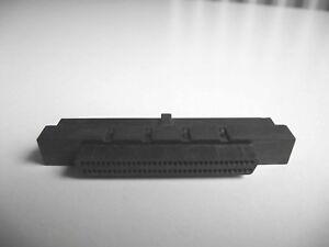 SCSI Adapter III - Internal 50 Pin Female IDC to HD 68 Pin Female Mini Sub-D