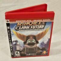 Ratchet & Clank Future: Tools of Destruction (Sony PlayStation 3, 2007) PS3 CIB