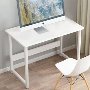 Small Corner Computer Desk Kids Study PC Table Home Office Workstation Furniture