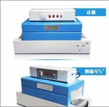 New Thermal heat shrink packaging machine tunnels for PP/ POF/ PVC