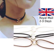 Fashion Collar Cord Choker Classic Charm Necklace Velvet Retro Hippy Handmade