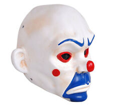 Durable Fiber Resin PROP PAYDAY Robber Joker Airsoft Paintball Protection Mask