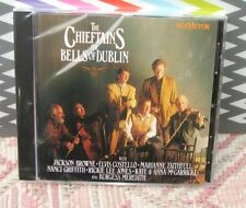 """The Chieftains New """"Bells Of Dublin"""" CD +Marianne Faithfull/Elvis Costello Duets"""