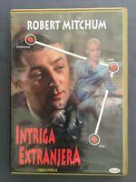 DVD INTRIGA EXTRANJERA Robert Mitchum Genevieve Page SHELDON REYNOLDS