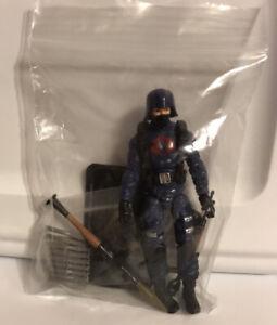 G.I. Joe Collector's Club Cobra Trooper Dark Blue Helmet/Uniform, Black Mask