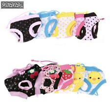 Pet Physiological Pants Puppy Dog Cat Underwear Suspender Dog Durable Newest