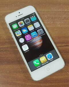 Apple iPhone 5 - 32GB - weiß A1429 Smartphone Handy