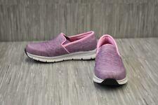 Skechers Comfort Flex SR HC Pro SR II 77239 Shoe - Women's Size 6.5, Purple- NEW