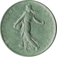 COIN / FRANCE / 1 FRANC 1968   #WT82
