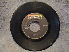 """45 RPM 7"""" Record Steppenwolf Power Play & Move Over Dunhill Records 45-4205"""