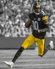 Pittsburgh Steelers MARTAVIS BRYANT Glossy 8x10 Photo Spotlight Poster Print