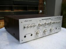 Marantz 1060 vintage integrated amplifier (refurbished)