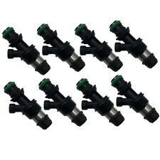 set 8 Delphi fuel injector for Chevy GMC Marine 8.1L 25176061,17113739 ,25348180