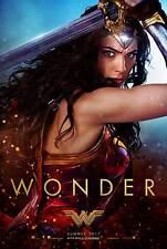 Wonder Woman Original Movie Poster – Wonder Sword Style B Gal Gadot