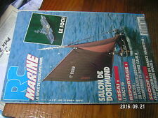 1?µ µ? Revue RC Marine n°39 Porte Avions FOCH Albacore K&B 3.5 Hors Bord