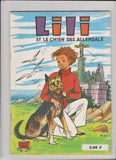 LILI n°43. Lili et le grand Ted. SPE 1971. EO. TBE