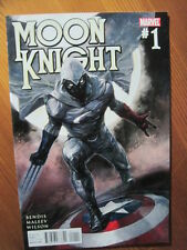 MOON KNIGHT  # 1.GREAT NEW TAKE by BRIAN MICHAEL BENDIS, ALEX MALEEV.MARVEL.2011
