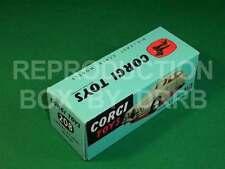 Corgi #208 Jaguar 2.4 Saloon - Reproduction Box by DRRB