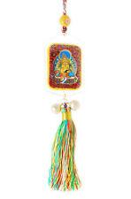 Amulette du bouddha de la richesse (Hauteur : 30 cm)