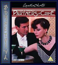 AGATHA CHRISTIE - TOMMY AND TUPPENCE: PARTNERS IN CRIME  **BRAND NEW DVD **