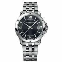 Raymond Weil 5591-ST-00607 Men's Tango Gray Quartz Watch DATE FUNCTION NOT WORK