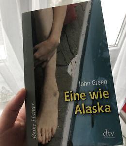 Roman Buch Eine wie Alaska - John Green